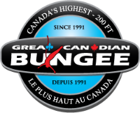 Great Canadian Bungee Jumping logo